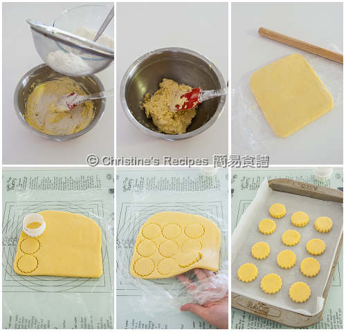 Shortbread Cookies Procedures02