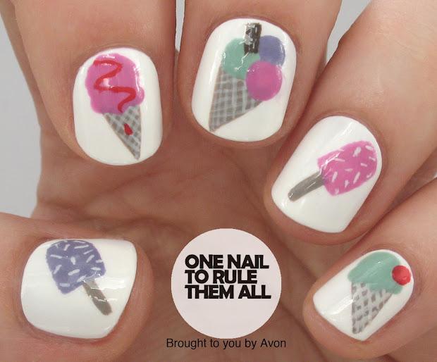 nail rule ice