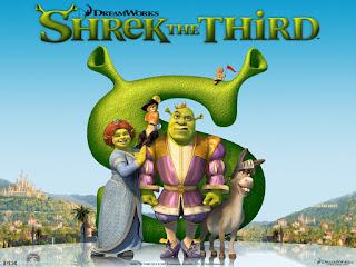 Shrek the Third (2007) Animation Movie Bluray HD