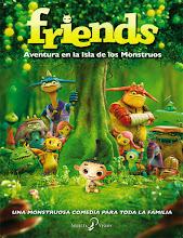 Friends: Aventura en la isla de los monstruos (2011)