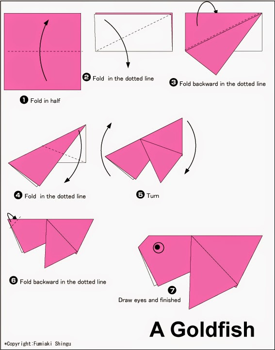 Easy Origami To Print Patterns