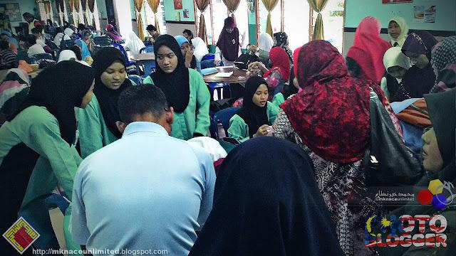 Temuduga Kemasukan Pelajar Tingkatan 1 2016 Sekolah Tun Fatimah