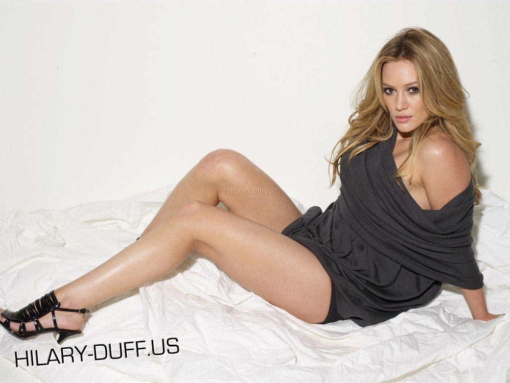 Can marry Hilary duff butt ass naked