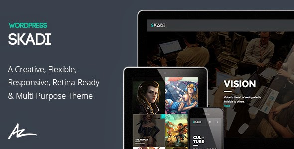 Premium Multipurpose WordPress Template