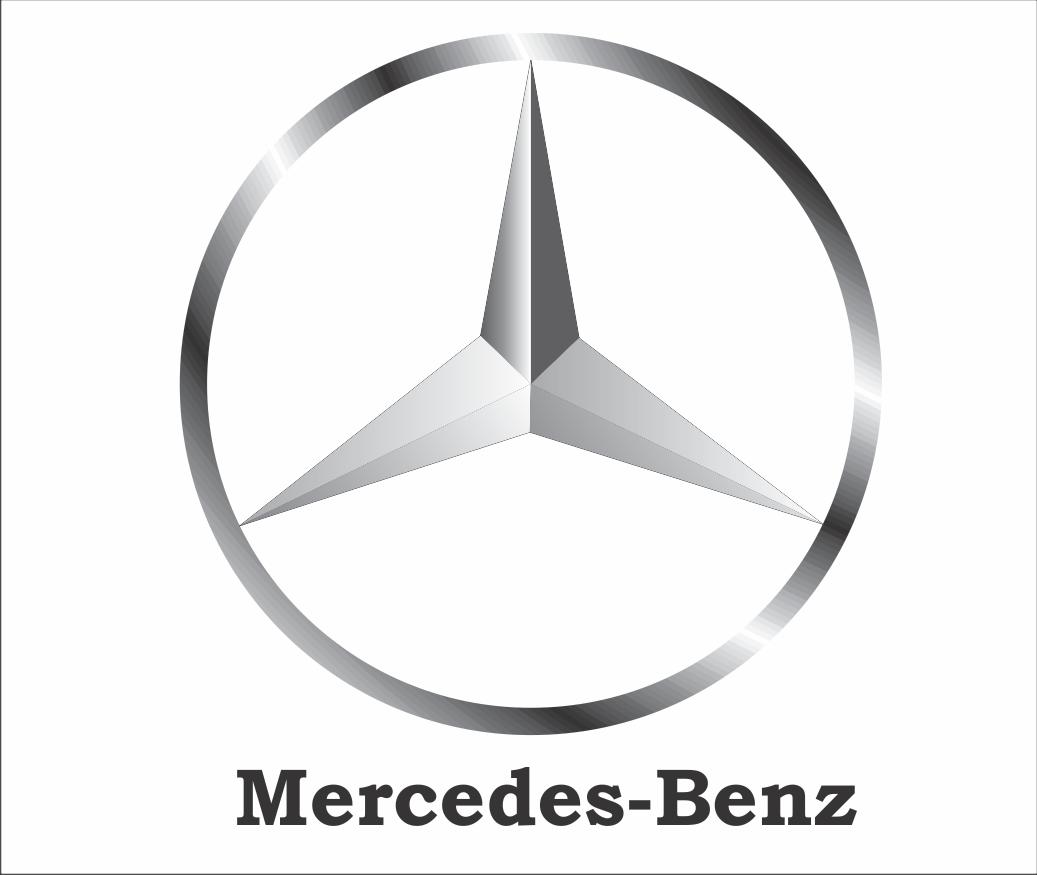 Cara Membuat Logo Mercedes Benz Menggunakan CorelDraw | Downest: downest.com/2012/12/cara-membuat-logo-mercedes-benz.html
