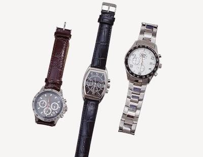 Zegarek męski z chronografem z Biedronki