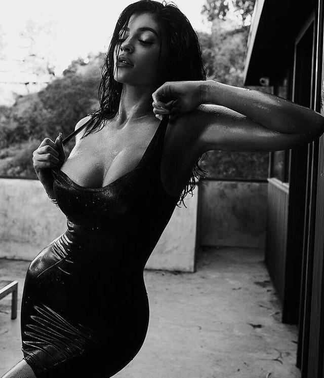 Más fotos de Kylie Jenner en Instagram