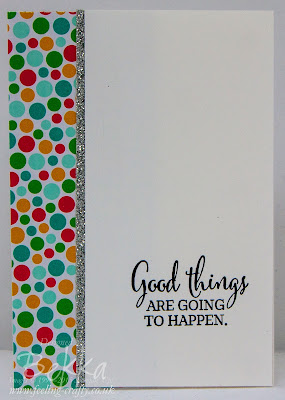 You've Got This - Good Things Are Going To Happen Card - get the supplies you need here