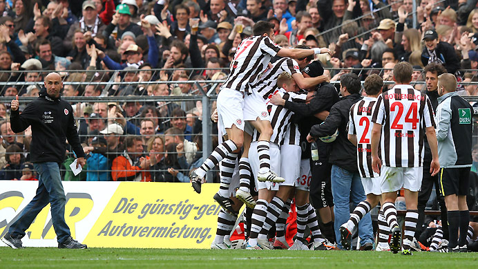 Time is running out for St Pauli!
