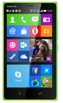 Nokia X2 Dual SIM Windows