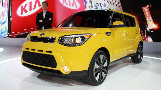New Car   2014 Kia Soul