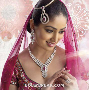 Yami Gautam Bridal - Yami Gautam Bridal Dress Pics