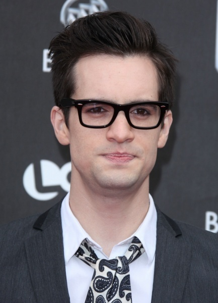 bridal hairstyles with headband : Brendon Urie 2013 Haircut Brendon urie hairstyle