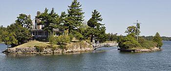 Puente islas Zavikon