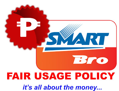 Smart Bro Fair Usage Policy