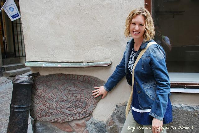 Runestone Stockholm Sweden