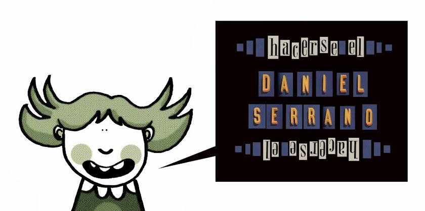 Daniel Serrano - Guionista, Ilustrador