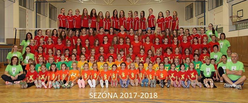 volejbal VK UP Olomouc