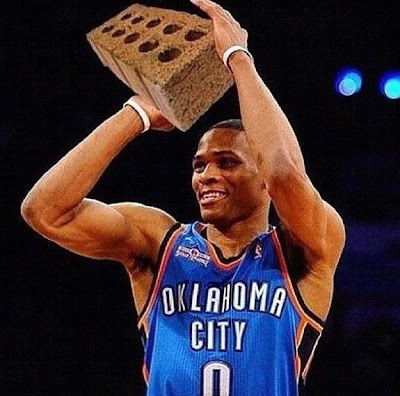 Russell Westbrook shoots to much