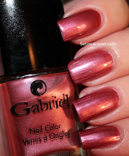 Gabriel Candied Chestnut nail polish
