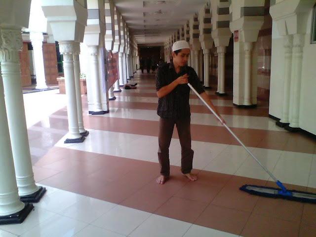 marbot masjid