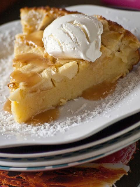 far aux pommes, far maison, recette far, far aux pommes leger, far aux pommes recette, far aux pommes breton,  recette du far aux pommes