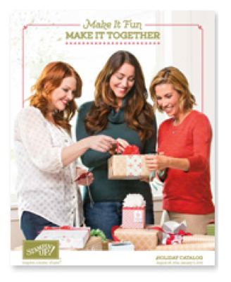 2014 Holiday Catalog Stampin' Supplies