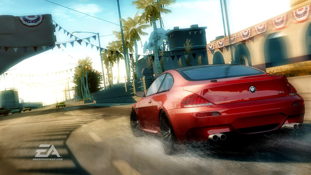 bajar gratis Need for speed Undercover fix cracked