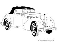 Gambar Mobil Jaman Dulu