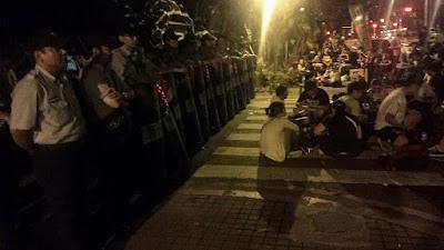 「張奇文」們參與的台灣民主進程