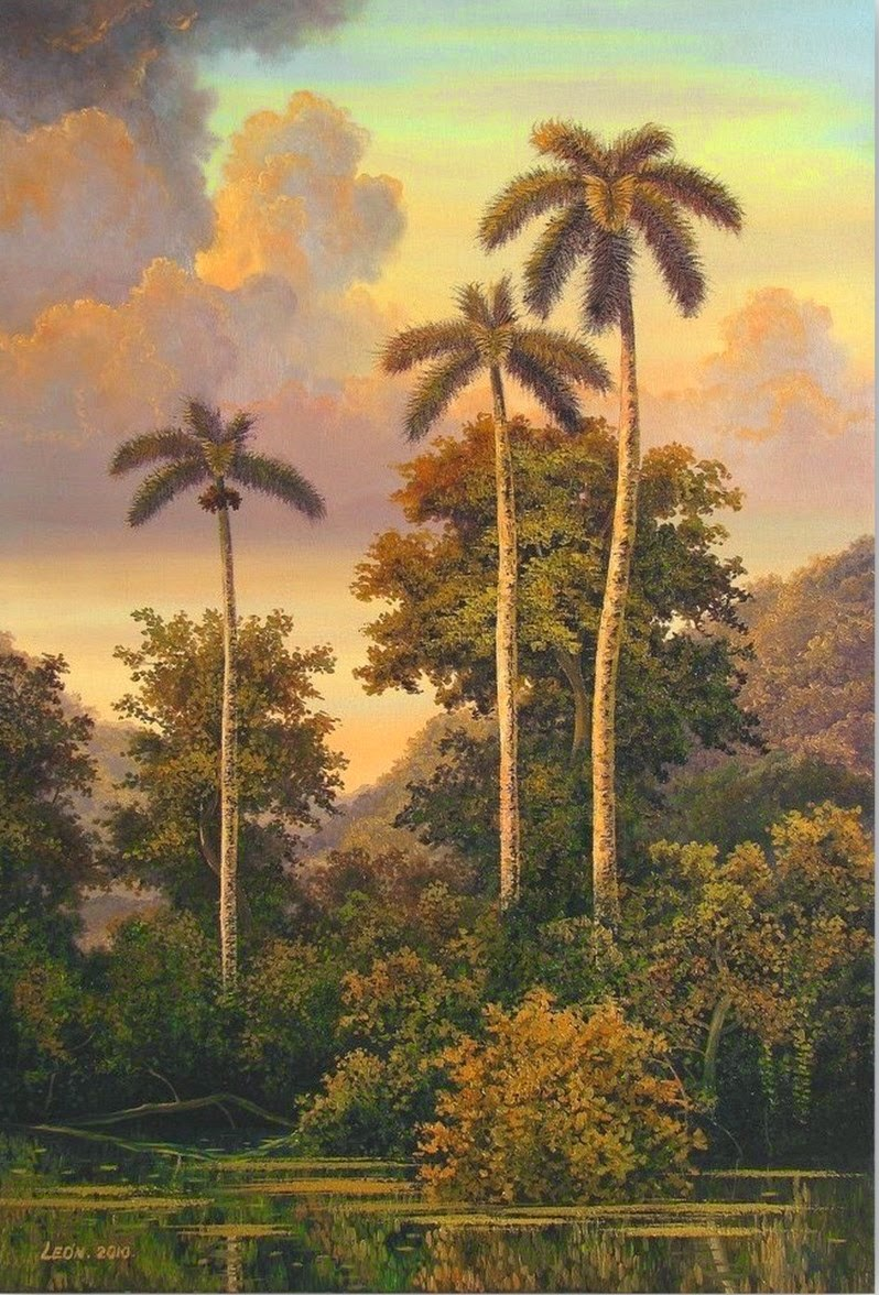 cuadros-de-paisajes-de-la-selva