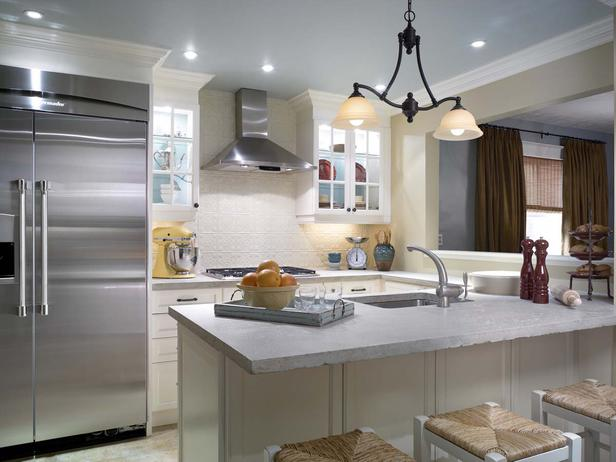Modern Furniture: 2012 Candice Olson's Kitchen Design Ideas From HGTV