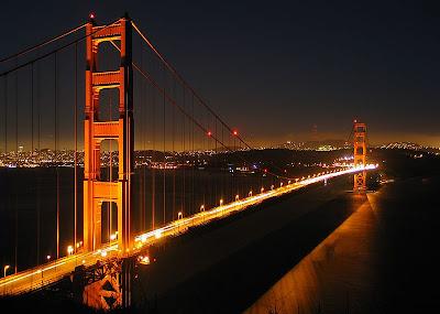 San Francisco Bridge, Golden Gate Bridge, Golden Bridge, Golden Gate Bridge Grey Color