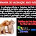Campanha de vacinação Anti Rábica em Porto Seguro