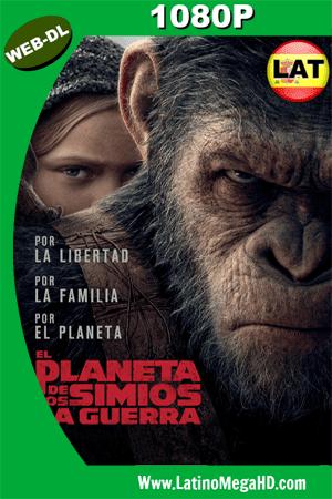 El Planeta De Los Simios: La Guerra (2017) Latino HD WEB-DL 1080P ()