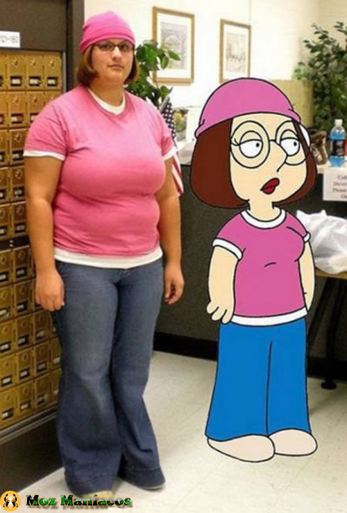 "Meg de ""Family Guy"""