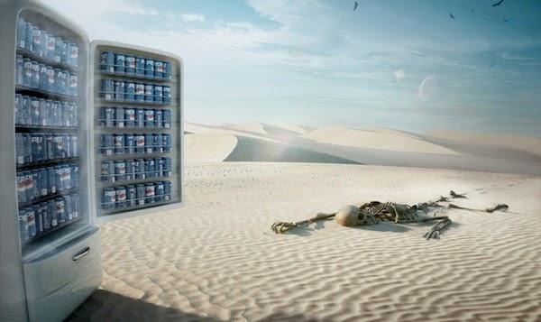 Resultado de imagen de Espejismos en el Desierto
