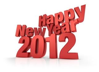 2012 eCards, Happy New Year 2012 eCards