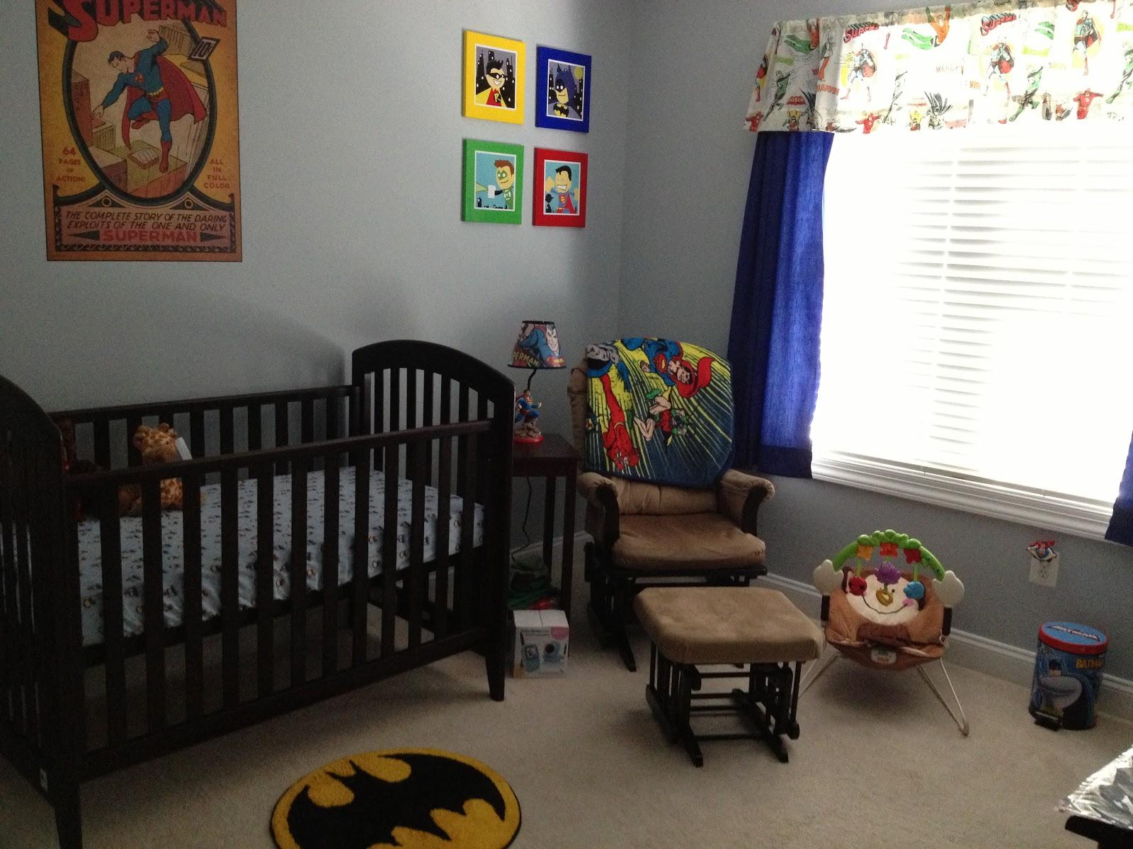 Superhero, Cribs And Nurseries On Pinterest