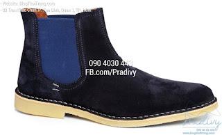 Một đôi giày hàng hiệu xịn được sản xuất tại Việt Nam
