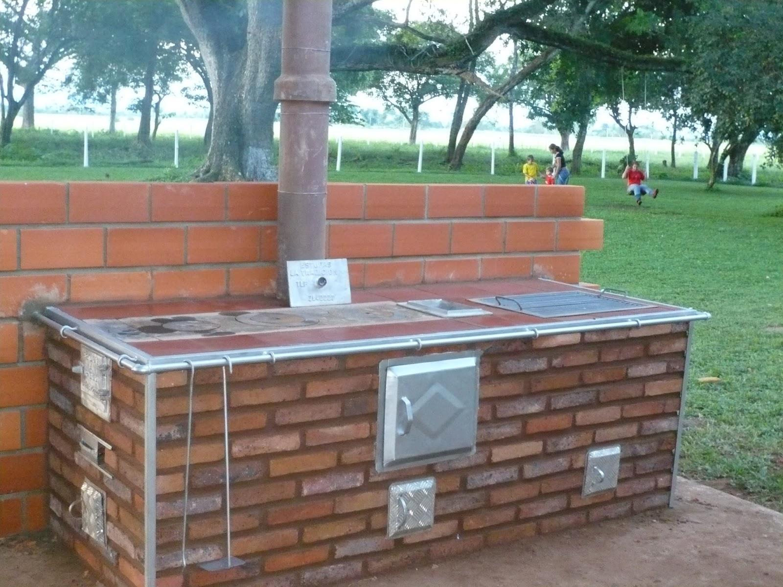 Cocinas estufas la tradicion tariba edo tachira cocinas - Cocina de carbon ...