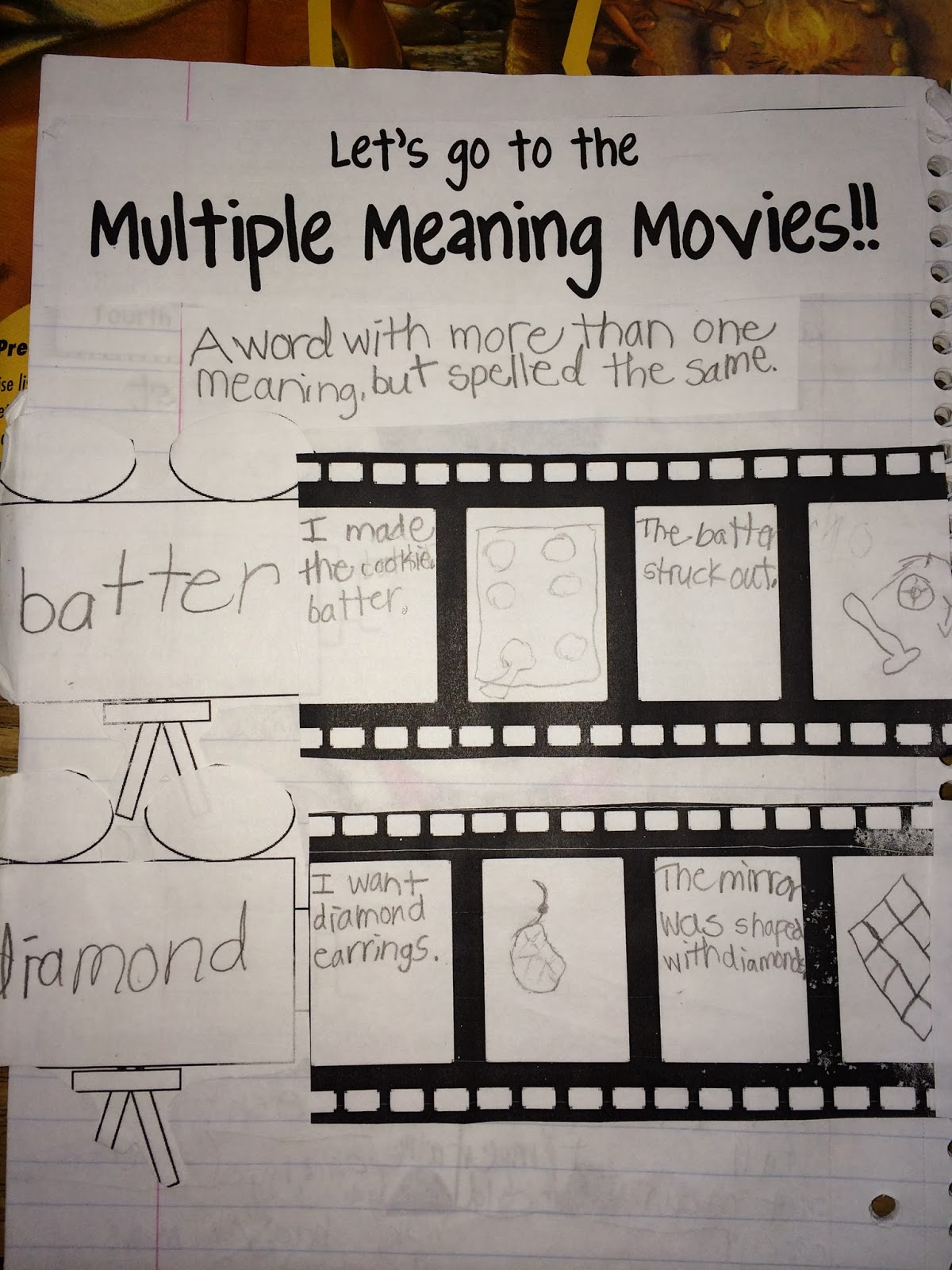 math worksheet : multiple meaning words for 4th graders  worksheets on study  : Multiple Meaning Words Worksheets 4th Grade