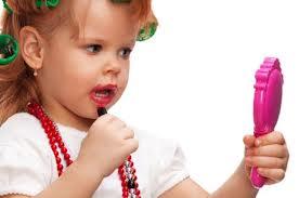 MAQUILLAJE PARA NIÑAS -  MAKEUP FOR KIDS - MAQUILLAJE PARA ADELESCENTES