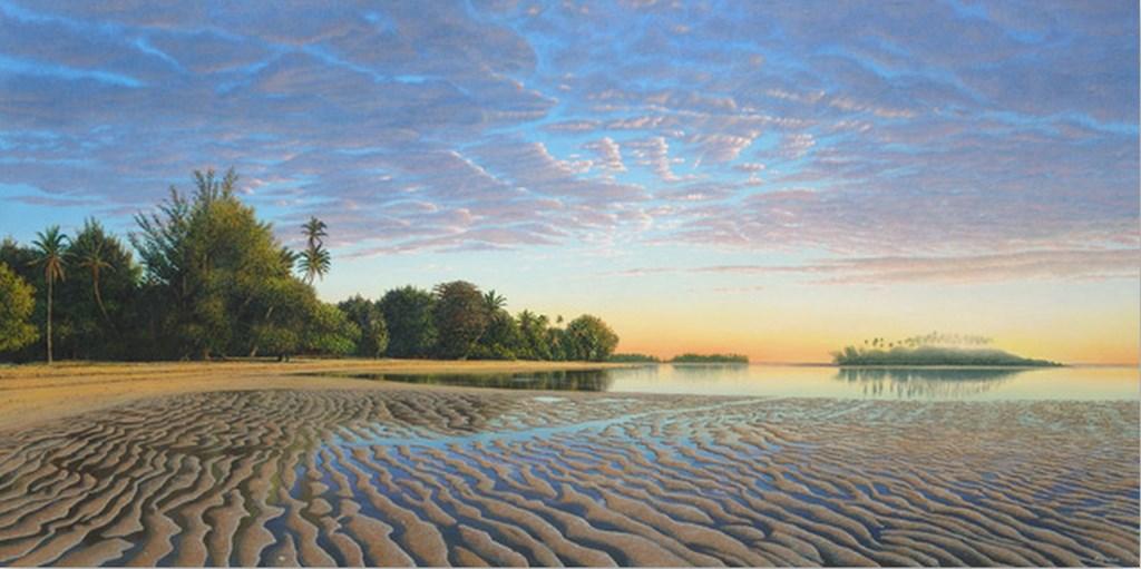 cuadros de paisajes de diferentes pintores famosos