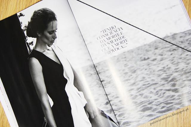 Revista Cristina com Rita Pereira