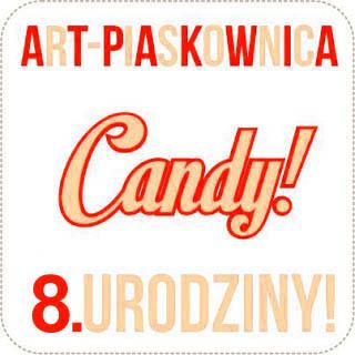 8 lat Art - Piaskownicy
