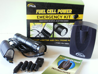 Medis Fuel Cell, Recyclable Power Source, Eco Friendly Portable Power, Cheap Tech Gifts, Family Safety Kit