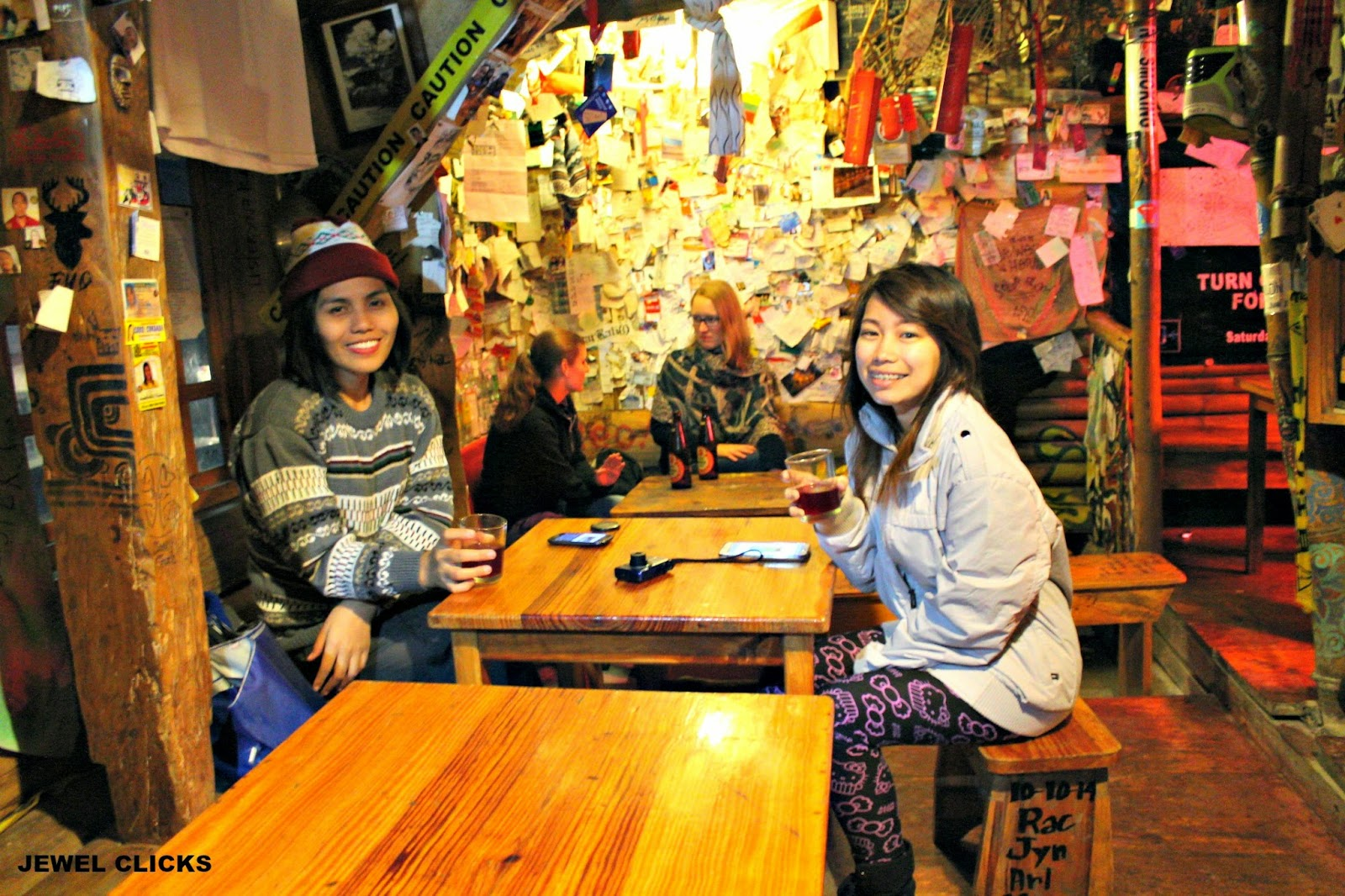 Sagada Pine Cafe Travel 2015 - Jewel Clicks x Island Trotters