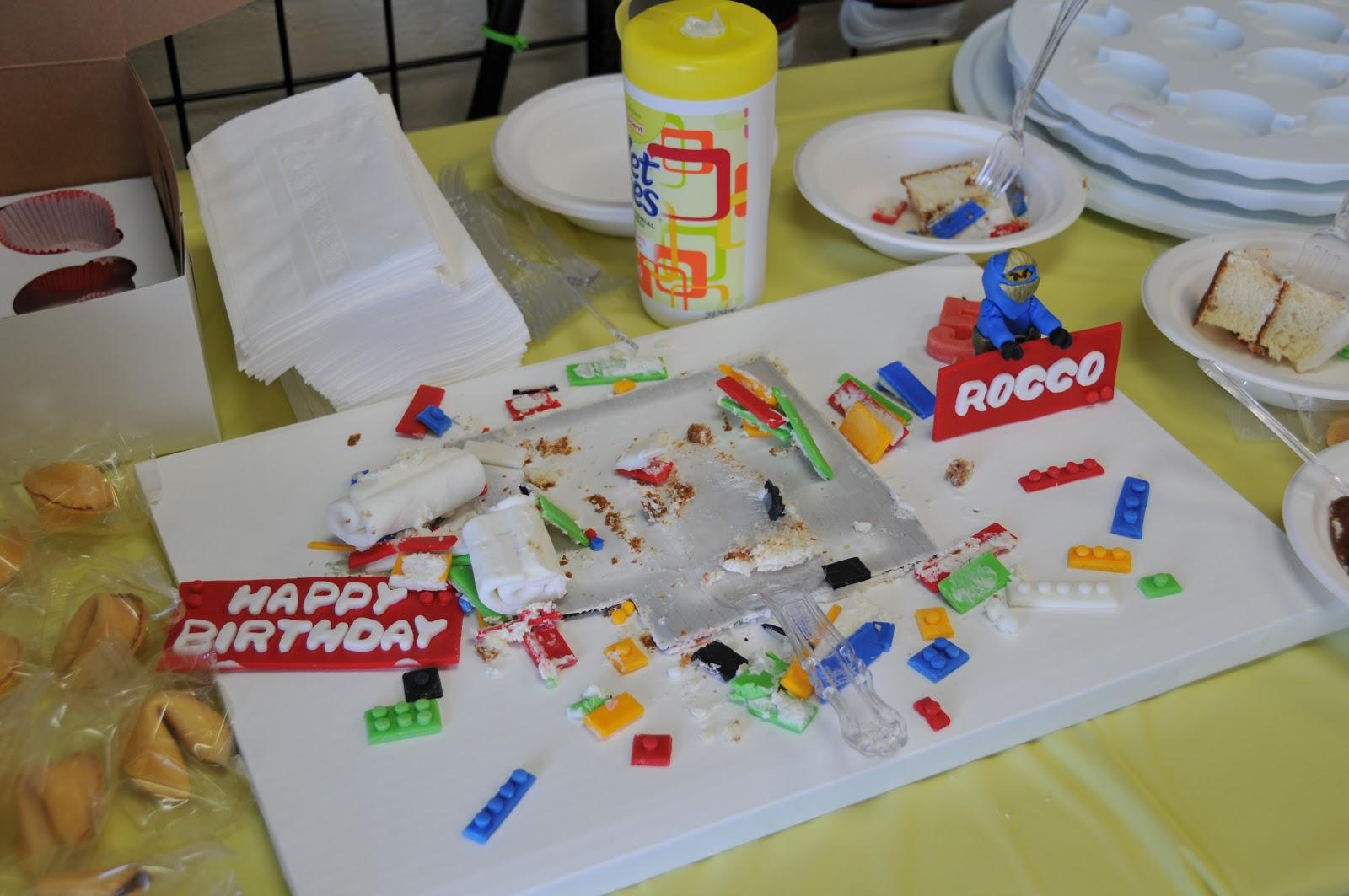 Spintastic Ninjago Birthday Simply Homemade Cakes