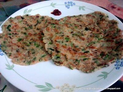 Arisi Roti [Rice Pancake ]